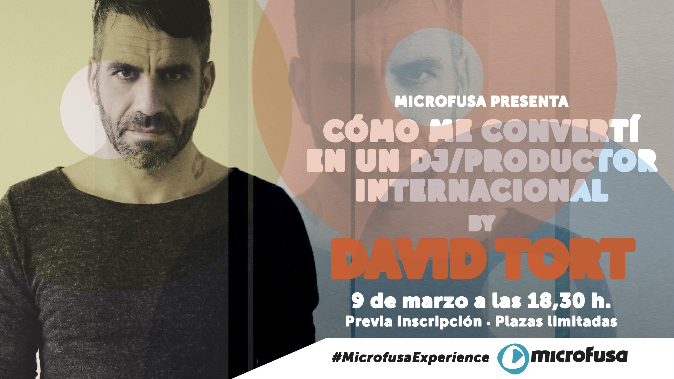 "Productor Internacional"" by David Tort"