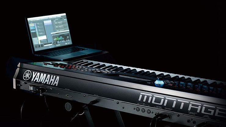Yamaha jubila la Serie Motif con su nuevo sintetizador Montage (NAMM 2016)