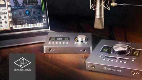 Dos nuevas promociones de Universal Audio, llegan a nuestras tiendas