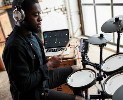 TD-1DMK de kit de baterías V-Drum de Roland