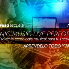 Últimas plazas – Curso Electronic Músic Live Performance
