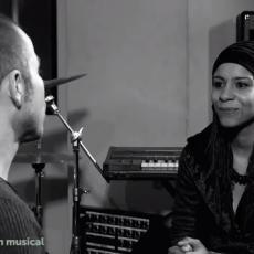 Neus Ballbé y Dani Molina conversan alrededor de la Producción Musical