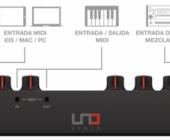 El pequeño gran sintetizador de IK Multimedia, el UNO llega a microFusa.