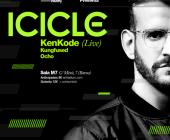 BHH eventos presenta: ICICLE en Barcelona el viernes 16 de marzo.