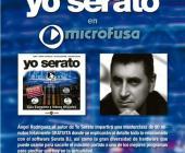 """Masterclass y presentación """"Yo Serato"""" en microFusa – Lunes 22 de Septiembre"""