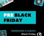 Llega el Pre-Black a Microfusa: Adelántate al Black Friday 2017