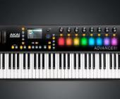 Presentación de los nuevos teclados Advance de Akai - MicroFusa Jueves 11 de Junio, 18h