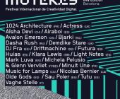 Arranca la 8ª Edición Europea de Mutek. Barcelona, 9-11 Marzo de 2017