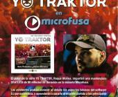 "Masterclass ""Yo Traktor"" en microFusa – Martes 16 Septiembre"