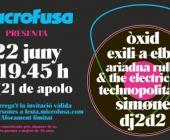 ¡Regresa el Festival Microfusa, ven a celebrarlo con nosotros!