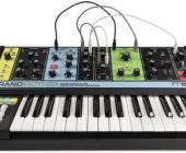 El nuevo sintetizador de Moog que junta lo mejor de dos mundos: El GrandMother.