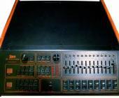 El inventor de la MPC60 y la MPC3000, Roger Linn, en Microfusa Barcelona.