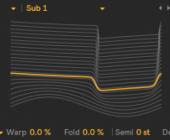 Diseño de Pads en Wavetable de Ableton Live 10