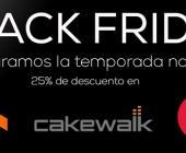Oferta Black Friday hasta Sábado 29 Noviembre