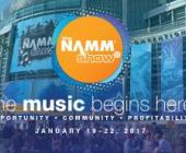 NAMM SHOW 2017: Te contamos lo más relevante de este espectacular evento