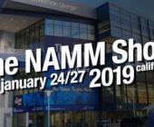 3a Entrega de Novedades NAMM 2019.