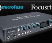 MicroFusa y Focusrite sortean una interfaz de audio Focusrite Saffire Pro 26
