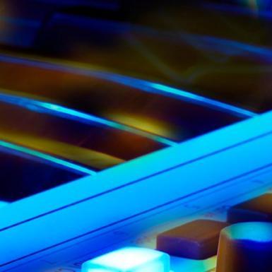 Tienda de instrumentos musicales microfusa