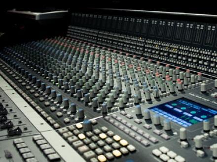 SSL estudio sonido Microfusa